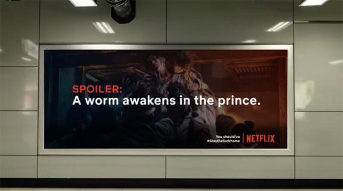 Netflix 爆雷 6