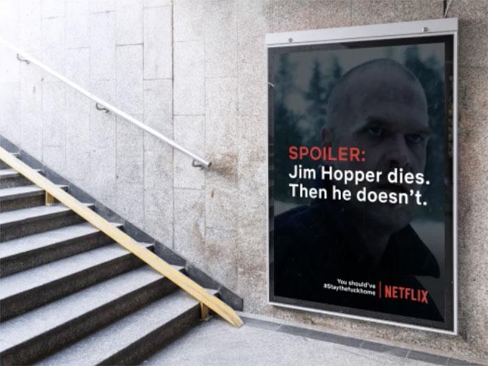 Netflix 爆雷 4