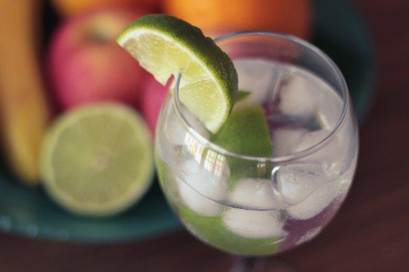 檸檬水營養
