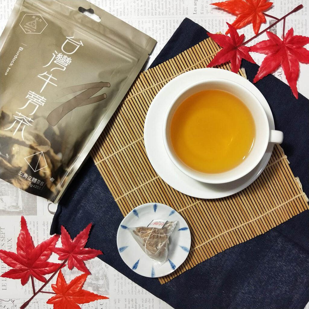 歐必買 茶立方 牛蒡茶 茶包