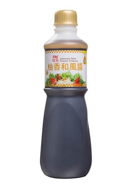 憶霖異國風味醬料 柚香和風醬