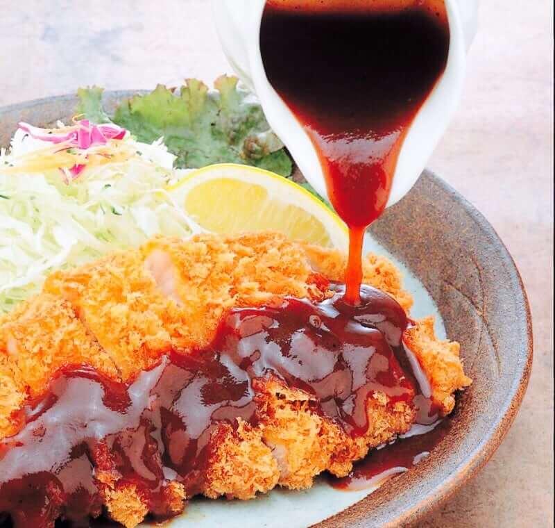 日式炸豬排飯 憶霖異國風味醬料 日式豬排醬