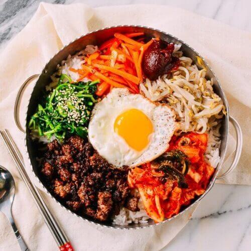 韓式拌飯 憶霖異國風味醬料 韓式辣醬