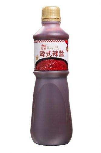 憶霖異國風味醬料 韓式辣醬