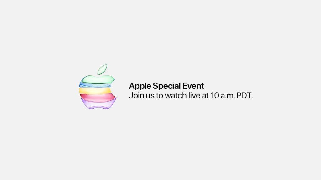 2019 蘋果發表會