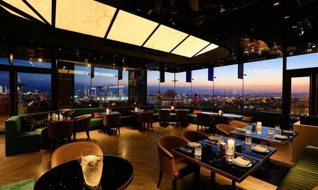 浪漫餐廳2020