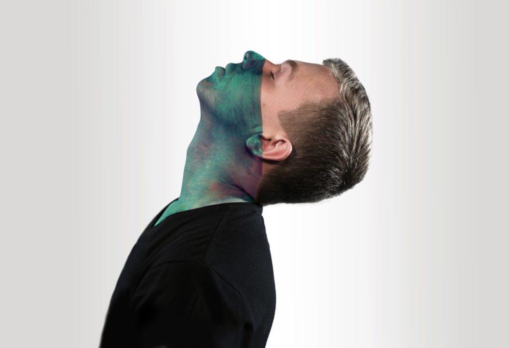 低頭族R頸椎