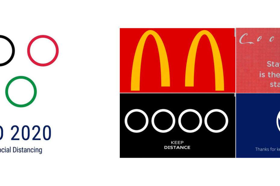 logo 社交距離