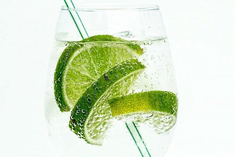 檸檬水保存